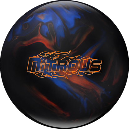 Picture of Nitrous Black/Blue/Bronze