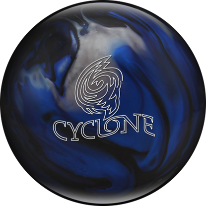 Picture of Cyclone - Black/SIlver/Blue
