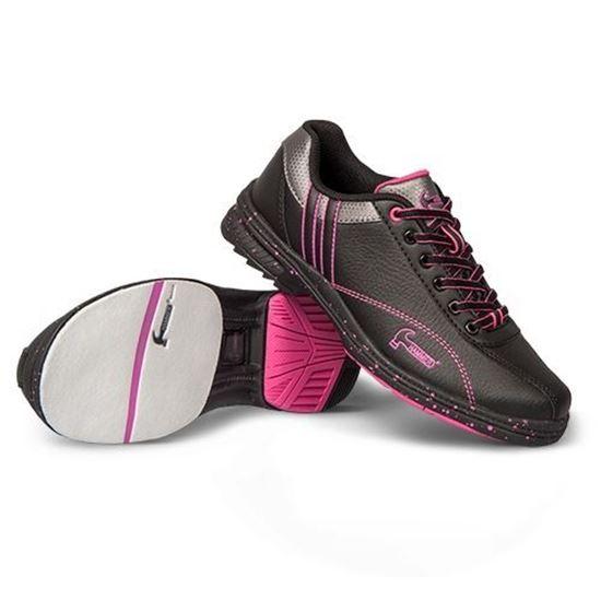 Hammer Vixen Black/Magenta Shoe (Right