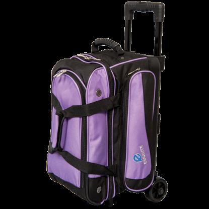 Picture of Ebonite Transport 2 Ball Roller Purple