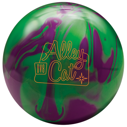 Picture of DV8 Alley Cat Green/Purple