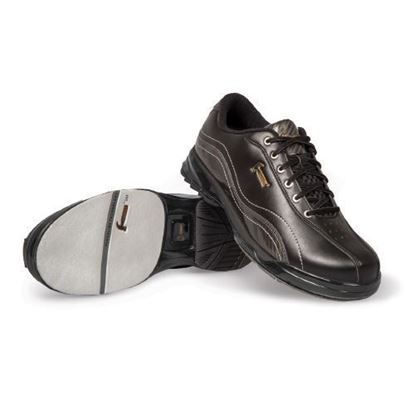 Picture of Men's Hammer Force Black/Carbon Shoe (Left Handed)