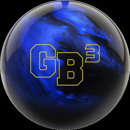 Picture of Ebonite GB3 Black/Blue